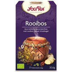 Yogi Tea Rooibos (17 zakjes)