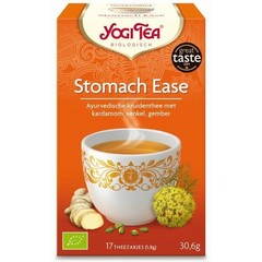 Yogi Tea Stomach ease (17 zakjes)