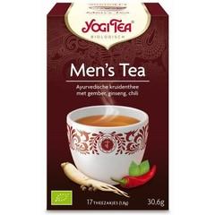 Yogi Tea Men's tea (17 zakjes)