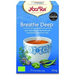 Yogi Tea Breathe deep (17 zakjes)