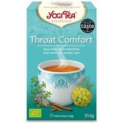 Yogi Tea Throat comfort (17 zakjes)