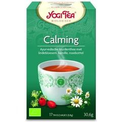 Yogi Tea Calming (17 zakjes)