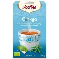 Yogi Tea Ginkgo (17 zakjes)