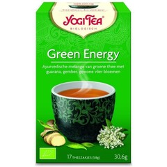 Yogi Tea Green energy (17 zakjes)
