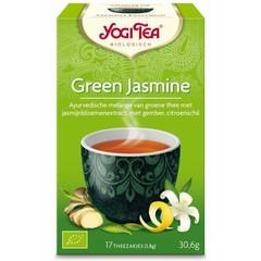 Yogi Tea Green jasmine (17 zakjes)