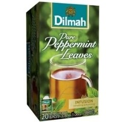 Dilmah Pure pepermunt gezondheid (20 zakjes)