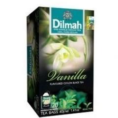 Dilmah Vanille thee (20 zakjes)