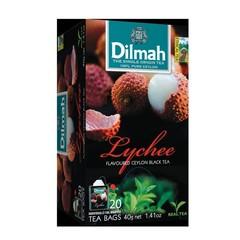 Dilmah Lychee vruchtenthee (20 zakjes)