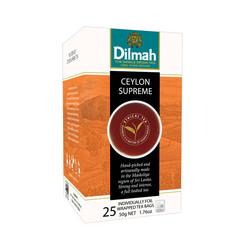 Dilmah Ceylon supreme classic (25 zakjes)