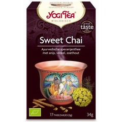 Yogi Tea Sweet chai (17 zakjes)