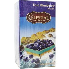 Celestial Season True blueberry herb tea (20 zakjes)