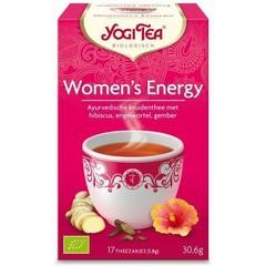 Yogi Tea Women's energy (17 zakjes)