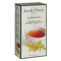 Jacob Hooy Guldenroede thee (20 zakjes)