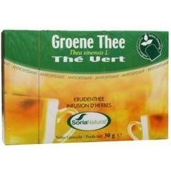 Soria Groene thee (20 zakjes)