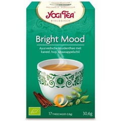 Yogi Tea Bright mood (17 zakjes)