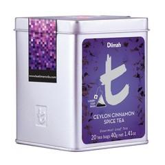 Dilmah Ceylon cinnamon tea (20 zakjes)