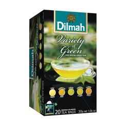 Dilmah Green variety tea (20 zakjes)