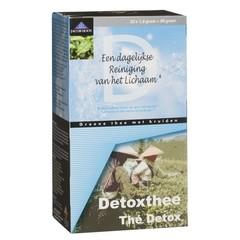Jacob Hooy Detox theezakjes (50 zakjes)