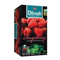 Dilmah Framboos/raspberry thee (20 zakjes)