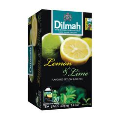Dilmah Lemon & lime thee (20 zakjes)