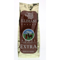 Illimani Andes snelfilter (250 gram)