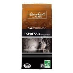 Simon Levelt Cafe organico espresso bonen (250 gram)