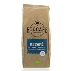 Biocafe Caffeinevrij gemalen (250 gram)