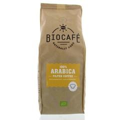 Biocafe Arabica gemalen (500 gram)