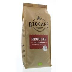 Biocafe Koffiebonen regular (500 gram)