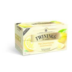 Twinings Lemon/citroen (25 zakjes)