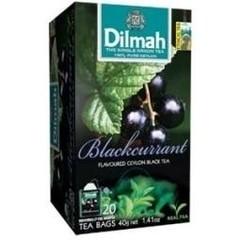 Dilmah Zwarte bes / blackcurrrant (20 zakjes)