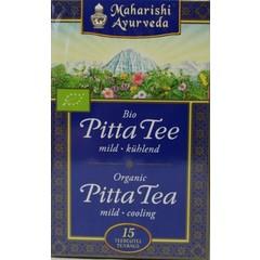 Maharishi Ayurv Pitta theezakjes bio (15 zakjes)