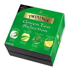 Twinings Theekist green tea 4 x 10 zakjes (40 zakjes)