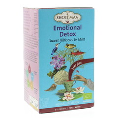 Shoti Maa Water emotional detox (16 zakjes)