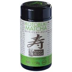 Amanprana Kotobuki matcha (50 gram)