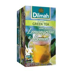 Dilmah Lemongrass green tea (20 zakjes)