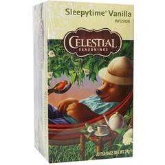 Celestial Season Sleepytime vanille (20 zakjes)