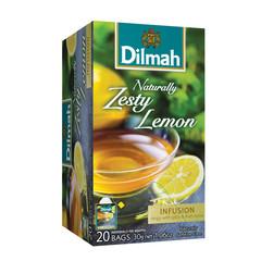 Dilmah Zesty lemon (20 zakjes)
