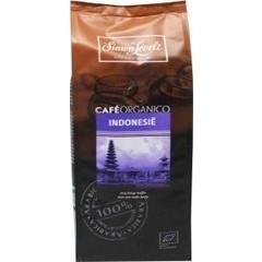 Simon Levelt Cafe organico Indonesie snelfilter (250 gram)
