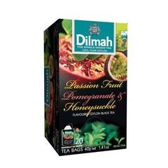 Dilmah Passionfruit pomegranate (20 zakjes)