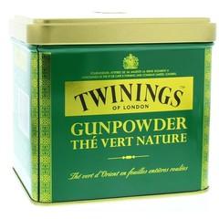 Twinings Gunpowder blik (200 gram)