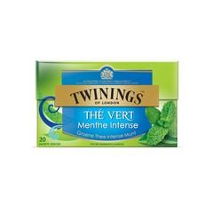Twinings Green intense mint (20 zakjes)