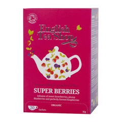 English Tea Shop Superberries (20 zakjes)