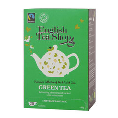 English Tea Shop Green tea (20 zakjes)