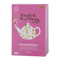 English Tea Shop Chamomille (20 zakjes)