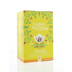 English Tea Shop Lemongrass ginger citrus (20 zakjes)