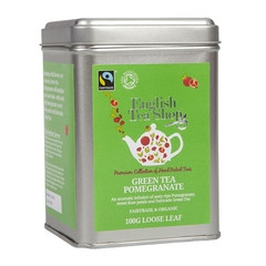 English Tea Shop Green tea pomegranate (100 gram)