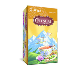 Celestial Season Chai tea Indian spice (20 zakjes)