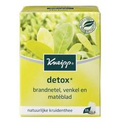 Kneipp Detox thee (15 zakjes)