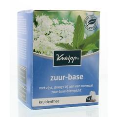 Kneipp Zuur base thee (15 zakjes)